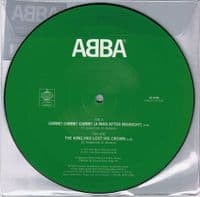 ABBA Gimme, Gimme, Gimme Vinyl Record 7 Inch Polar 2019 Picture Disc